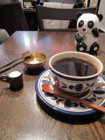 ぱんだ珈琲店_コーヒー