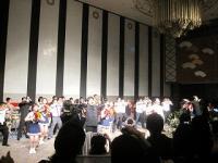 応援団OB結婚パーティー01