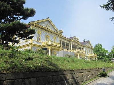 旧函館区公会堂_外観