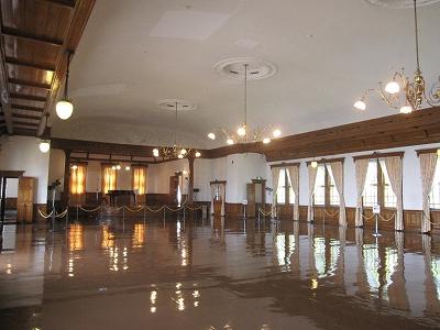 旧函館区公会堂_ホール