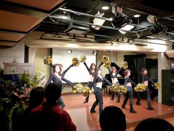 LEAPS SPRING PARTYユミーゴ1