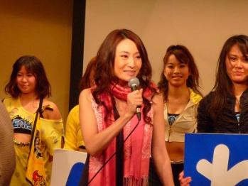 LEAPS SPRING PARTYマキさん