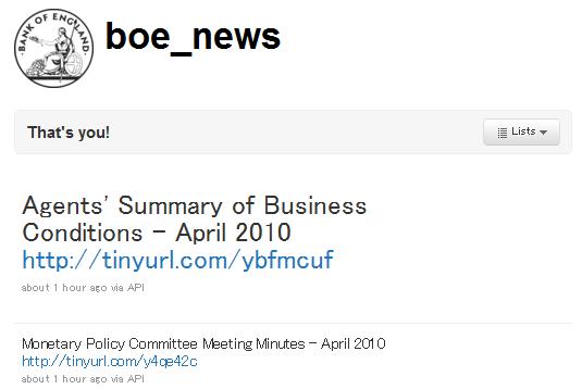 BOE News