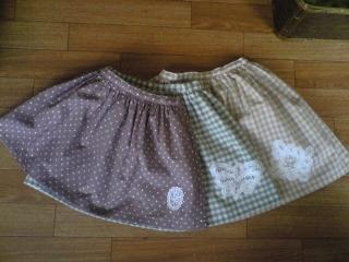 キッズスカート2