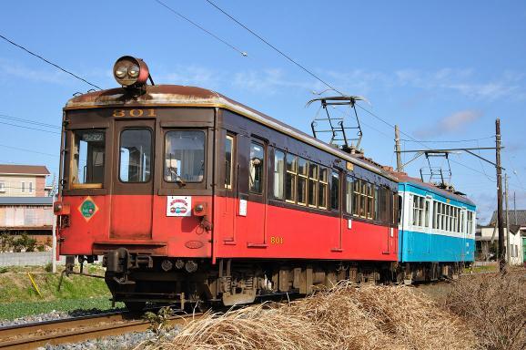 2010.01.23 1033_34(1) 君ヶ浜~海鹿島 デハ702+801