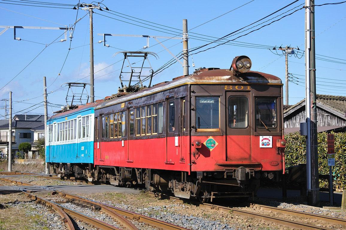 2010.01.23 1248_04(1) 笠上黒生 デハ801+702