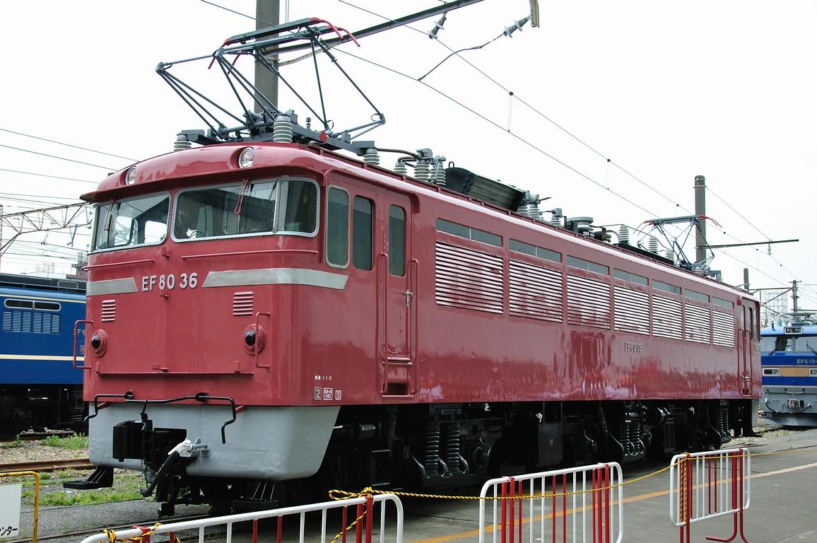 2010.05.22 1532_14(1) 大宮工場 EF80 36