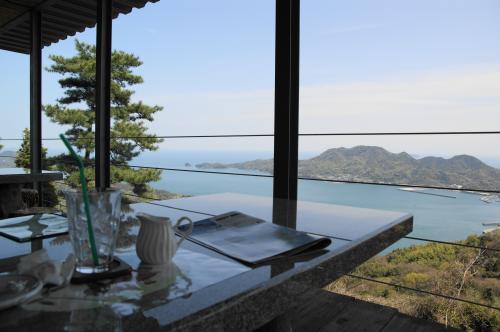 遠見茶屋からの眺め