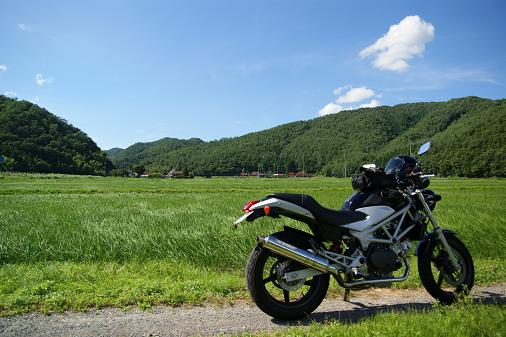 田園風景とVTR