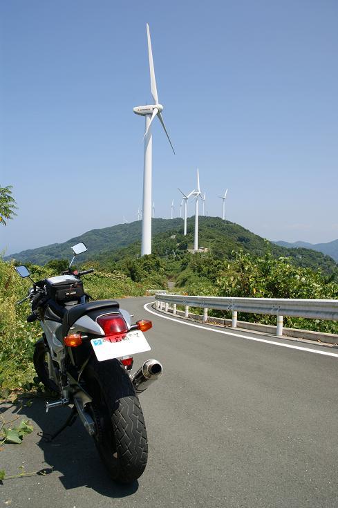 VTRと風車