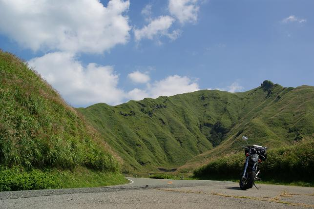 県道111南阿蘇の景色とVTR