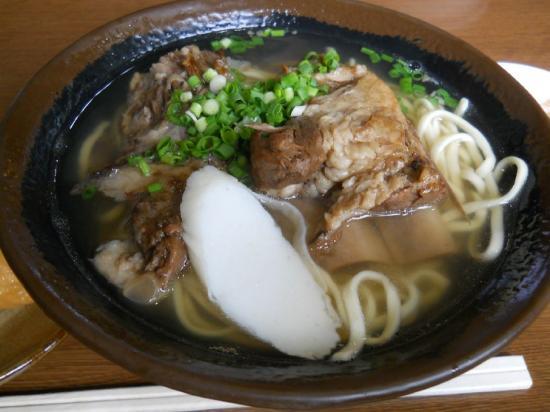 沖縄そば とぅんち小 (1)