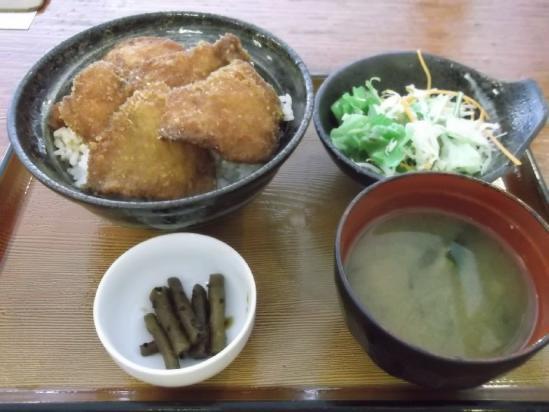 新潟たれかつ丼 (1)