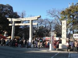 三島大社2010