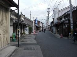 初瀬街道を歩きます