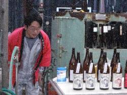 森喜酒造さんの酒蔵解放