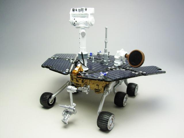 火星探査車(ローバー)【スピリット/オポチュ二ティ】