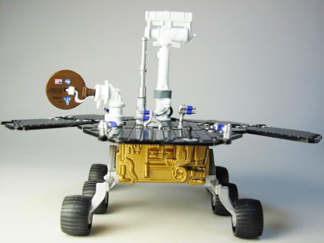 火星探査車(ローバー)【スピリット/オポチュ二ティ】③