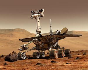 火星探査ローバーオポチュニティ