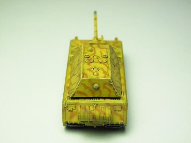 超重戦車マウス【1/144】ジャイアントアーマーシリーズ