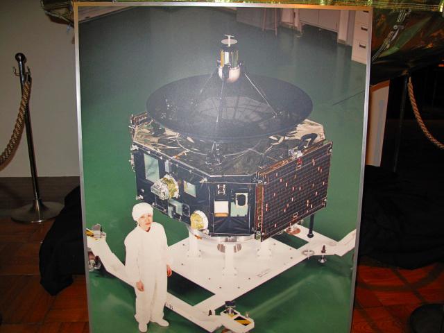 火星探査機「のぞみ」PLANET-Bパネル写真