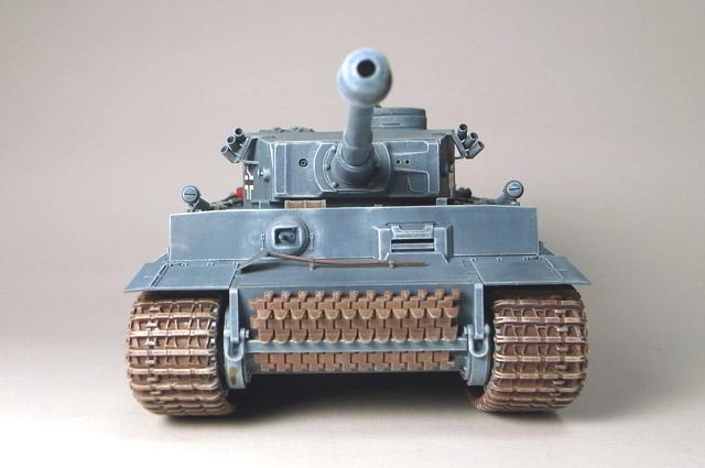 タイガーⅠ戦車(初期型)【1/35】