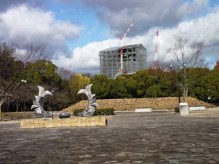 城見台からの姫路城