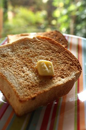 ライ麦パントースト