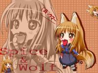 狼と香辛料1