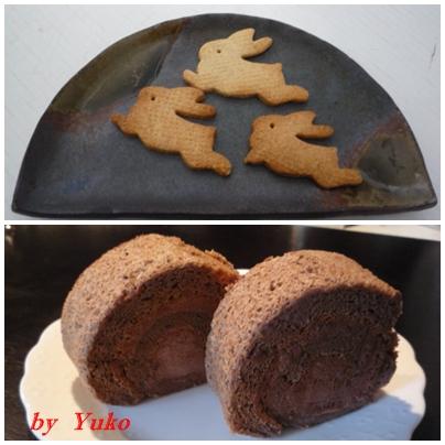 yukoさんケーキ2
