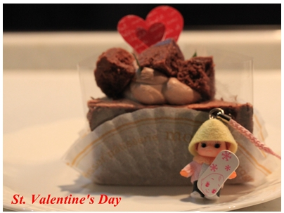 ウィンターキューピーとバレンタイン