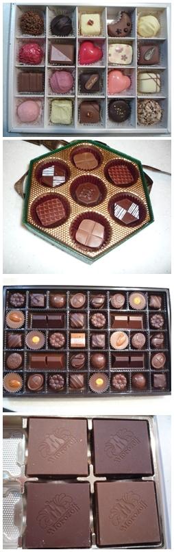 チョコレート図鑑