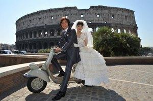 hotaruBUCHOH IN ROMA p