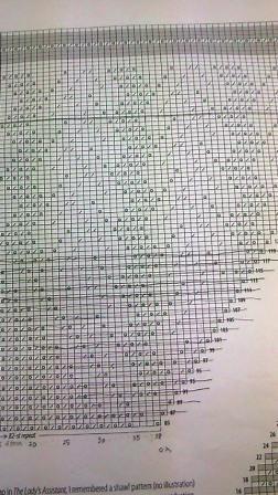 夏チュニ編み図