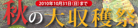 2010秋イベントタイトル