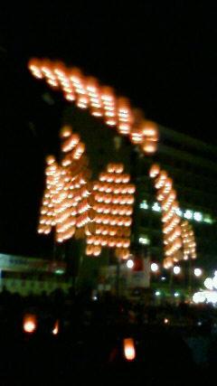 5竿灯祭り