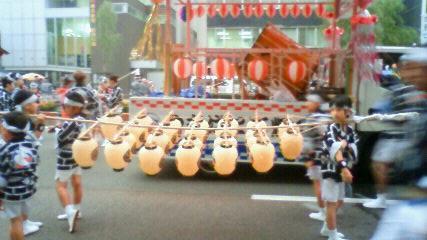 竿灯祭り2