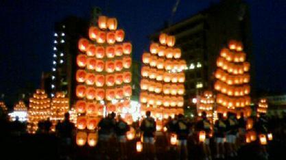 竿灯祭り4