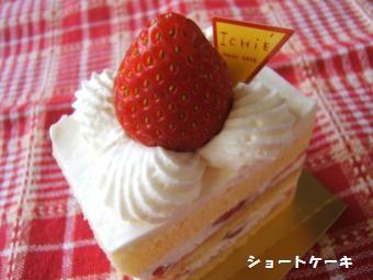 ichie ショートケーキ