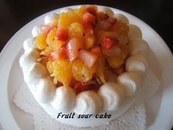 0506 フルーツサワーケーキ