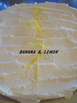0512 バナナレモンケーキ