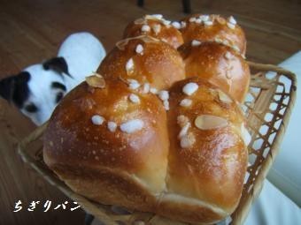 0613 ちぎりパン