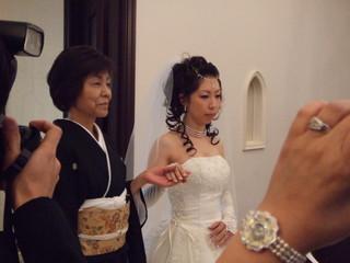 和哉Chee結婚式3
