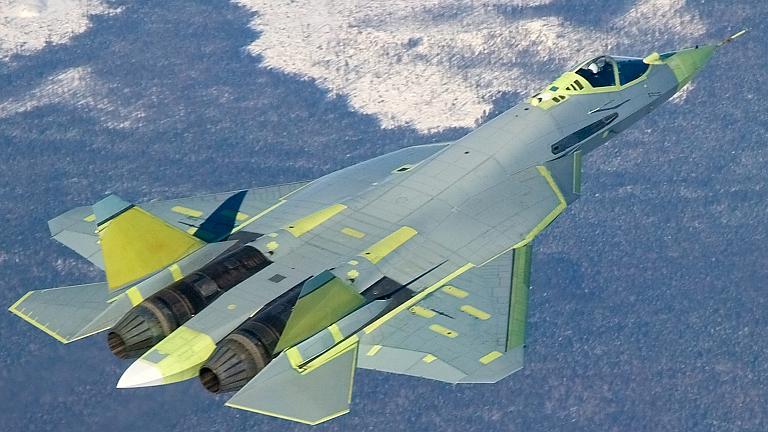 Sukhoi PAK FA by jet planes (10)