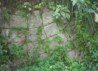 07 逆アーチ型に詰まれた石垣 (36%)