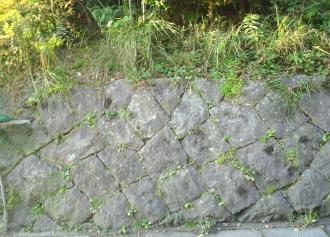 08 斜めに詰まれた石垣 (36%)