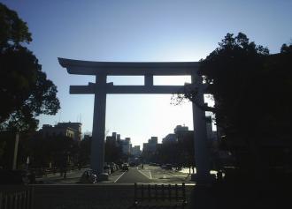 03 照国神社の鳥居 (36%)