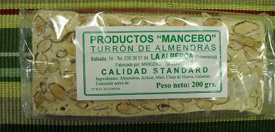 スペインのお土産・お菓子