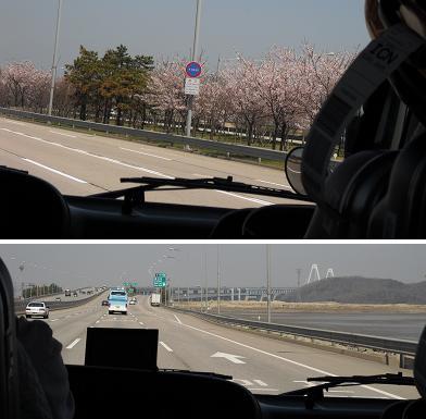 仁川国際空港より市内へ