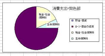 3 消費支出グラフ 縮